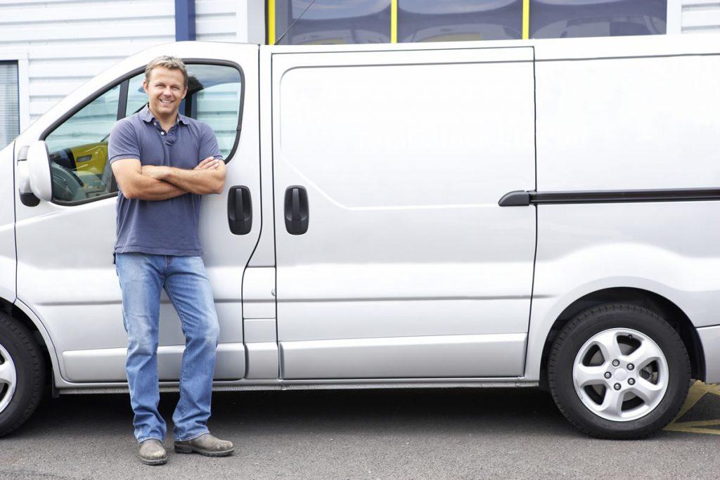Man and Van in Swanley