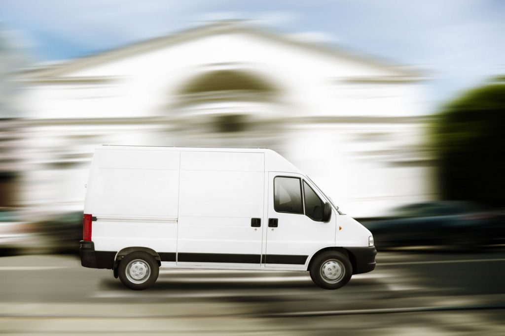 Man and Van in Northfleet