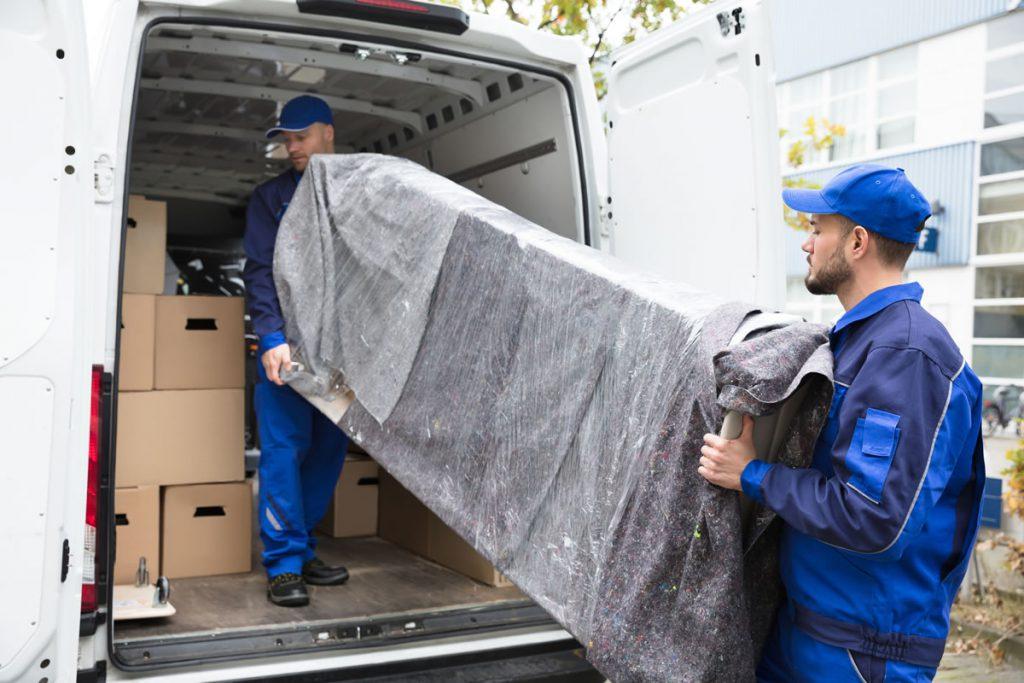 Man and Van in Sparkbrook