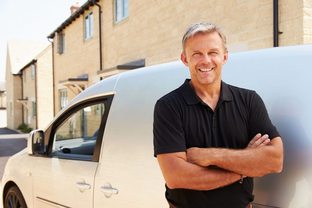 Man and Van in Westbury