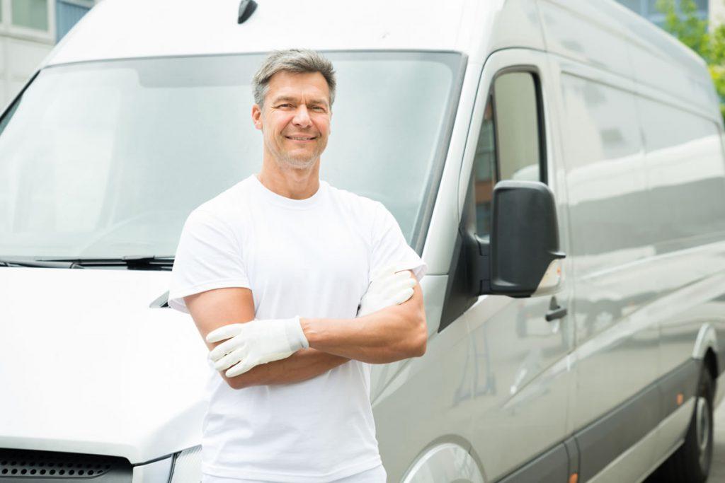 Man and Van in Slough